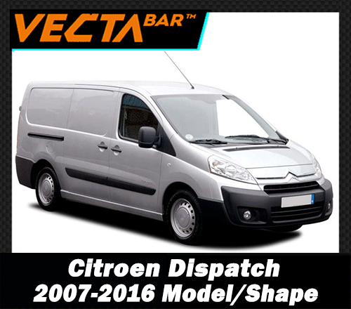 Citroen Dispatch 2007-2016 van roof racks eBay