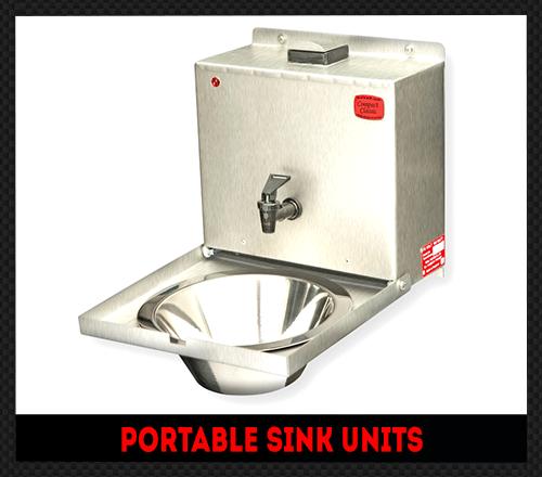 Portable Sink Units