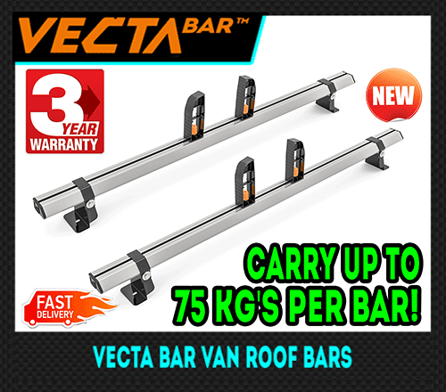 VectaBar Van Roof Racks