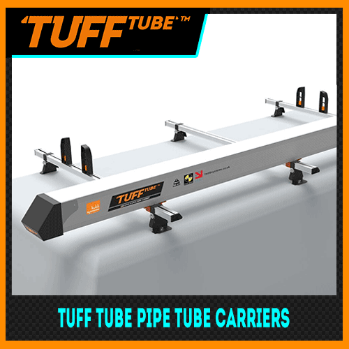 TuffTube Roof Rack Pipe Tube Carriers