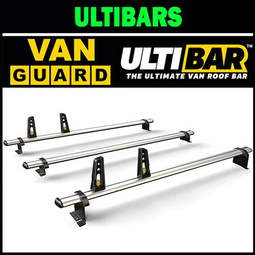 Van Guard Ulti Roof Bars