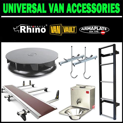 Universal Van Accessories