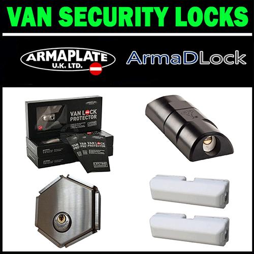 Van Security Locks